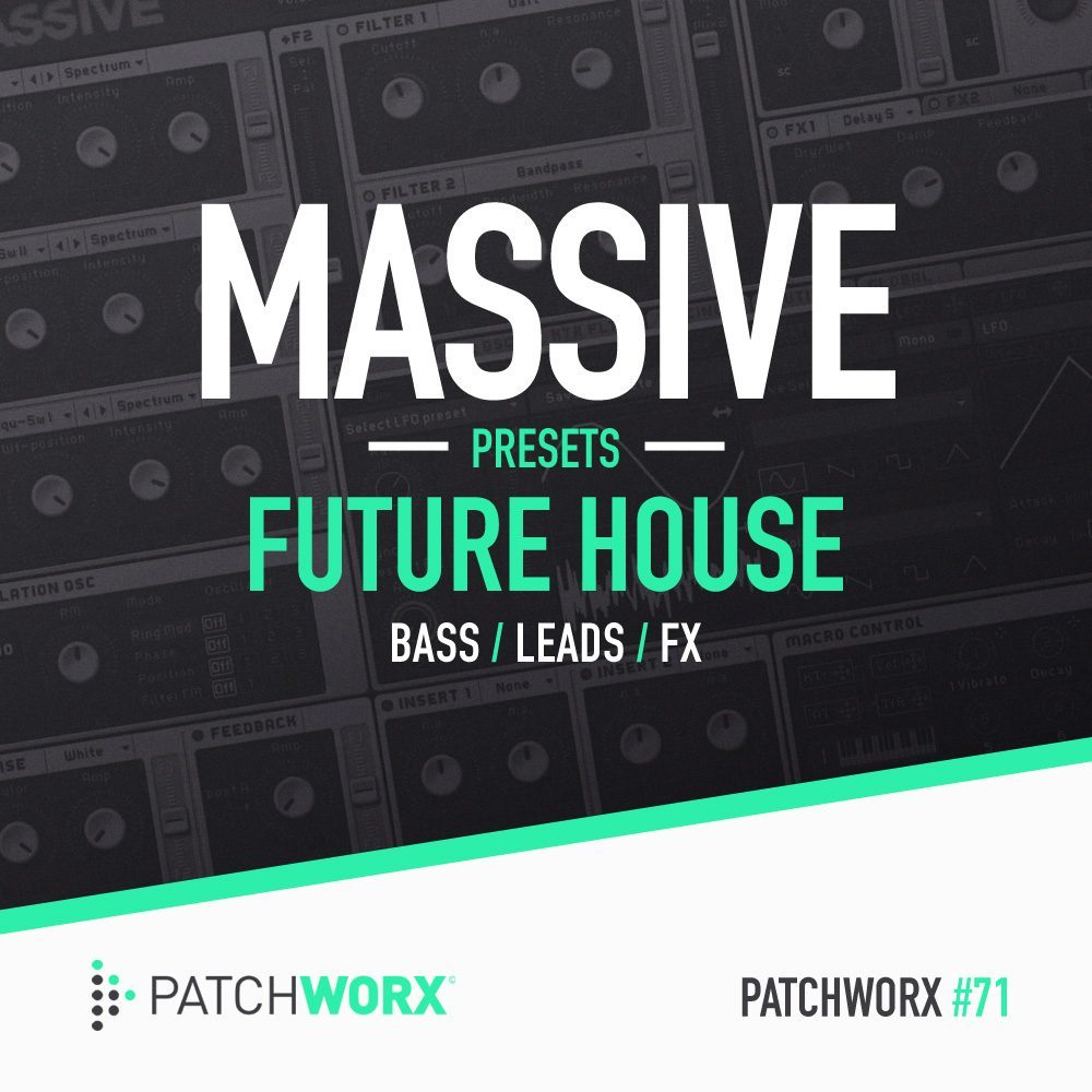 PatchWorx-71-Future-House-Cover